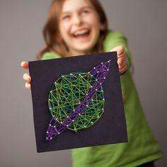Craft-tastic String Art II Kit