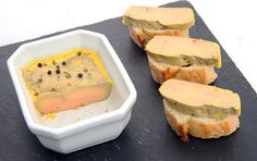 Foie gras__ Liver of foce-fed geese French Dinner Parties, Diner Recipes, Salty Foods, Xmas Food, Instant Pot Dinner Recipes, Food Inspiration, Food To Make, Food And Drink, Favorite Recipes