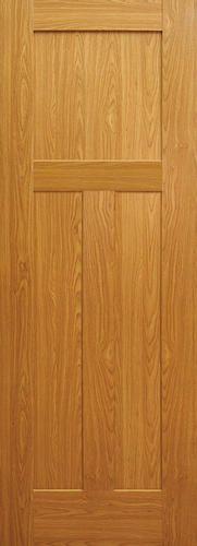 Mastercraft 48 x 80 Oak 10 Woodlite Prehung Interior Double