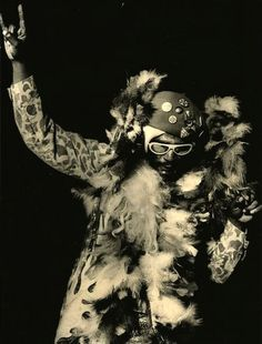 GEORGE CLINTON                  (P-Funk)