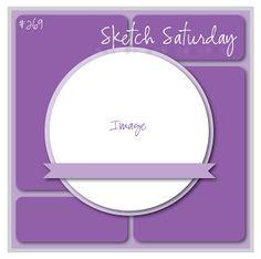 Sketch Saturday: Week #269 with Stamp Fairy.