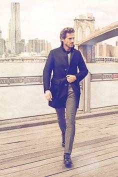 Riflettori puntati sul #Pantalone: quest'inverno è slim fit e in lana con microfantasia, per rompere la monotonia! ▶ https://store.angelonardelli.it/index.php?route=product/product&path=25&product_id=248