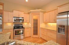 Pleasant Kitchen In Magnificent Home Decoration Ideas Designing With Corner Pantry Kitchen