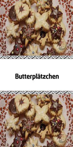 Butter cookies are among the most popular Christmas cookies. The post butter cookies appeared first on Dessert Platinum. Easy Smoothie Recipes, Easy Smoothies, Cake Recipes, Snack Recipes, Biscuits, Best Christmas Cookies, Le Diner, Pumpkin Spice Cupcakes, Christmas Appetizers