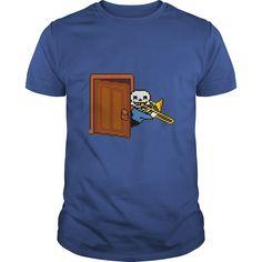 Undertale - Sans With Trombone T-shirt
