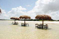 Lagoa de Paraiso, Jericoacoara, Brazil Beautiful!