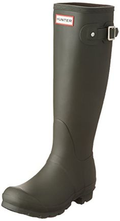 Hunter Original Tall - Botas para mujer