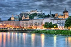 Salzburg... one of the most beautiful cities I have ever been to.