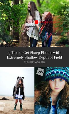 5 Tips to Get Sharp Photos with Extremely Shallow Depth of Field