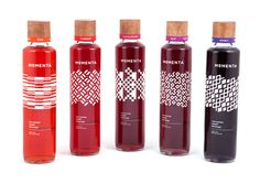 Momenta - Bryan Ku      Research and design for a hypothetical alcoholic beverage #packaging positioned as a health product for men and women 45+. PD