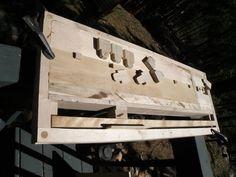 Milkman's Workbench with Wedge Vises