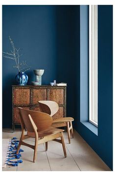 The Scandinavian company Jotun Lady predicts the interior colour trends of 2020 with 12 new colours Jotun Lady, Terrazo, Estilo Art Deco, Paint Companies, Blue Home Decor, Color Of The Year, Pantone Color, Scandinavian Design, Scandinavian Interiors