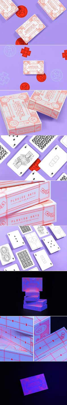 These Playing Cards Come With Eye-Catching Illustrations — The Dieline | Packaging & Branding Design & Innovation News