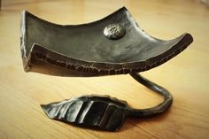 waldgeist86:  Forged dish I made to hold bunches of little...