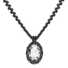 Metallic Memories Necklace | Fusion Beads Inspiration Gallery