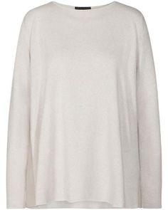 Cashmere-Pullover Fabiana Filippi Jetzt bestellen unter: https://mode.ladendirekt.de/damen/bekleidung/pullover/sonstige-pullover/?uid=3851eaa4-46b6-5198-959c-95686a047c38&utm_source=pinterest&utm_medium=pin&utm_campaign=boards #sonstigepullover #pullover #bekleidung Bild Quelle: www.lodenfrey.com