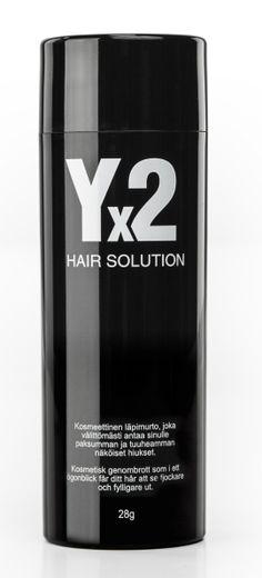 Yx2 Hiustuuhenne, 28g - Yx2 #hiustuuhenne #yx2 #hiukset #hiuskiinne