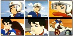 Speed Racer | Séries e Desenhos | TV Sinopse | Parte 6