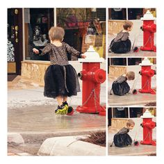 So... they were flushing out the fire hydrants last week, and we were lucky enough to stumble upon a hydrant spewing so much water fun! - http://www.lightinmyhands.com/fire-hydrant-fun-mount-dora-fl/