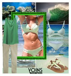 """Yoins-40 (180)"" by irinavsl ❤ liked on Polyvore featuring Current/Elliott, yoins, yoinscollection and loveyoins"