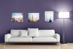 New York City Collection Three 8x10s  SAVE by maybesparrowsplace