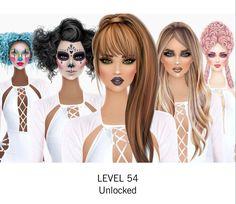 Fashion Dolls, Girl Fashion, 3d Girl, Covet Fashion, Fashion Sketches, Halloween Face Makeup, Hairstyles, Sea Glass, Barbie