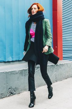 The Surprising Color That Will Be Huge This Fall via @WhoWhatWearUK