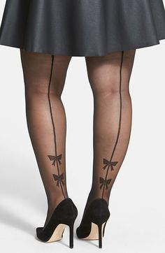 Pretty Polly Bow Detail Back Seam Tights - Shop these tights at @fashion_tights_styles www.fashion-tights.net #tights #pantyhose #hosiery #nylons #tightslegs #tightsfeet #tightslover #tightsblogger #tightsfashion #pantyhoselegs #pantyhosefeet #pantyhoselover #pantyhoseblogger #pantyhosefashion #nylonlegs #nylonfeet #nylonlover #nylonblogger #nylonfashion #hosierylover #hosierylegs #hosieryfeet #hosieryblogger #hosieryfashion #legs