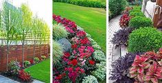 Jeśli lubisz naturalne piękno kwiatów, to na pewno doceniasz pięknie zrobione kwietniki. A jeśli masz własny ogród, to pewnie chciałabyś zrobić własny kwietnik, który zachwyci Twoich gości. #ogród #kwietnik #inspiracje #pomysły #kwiaty #rośliny