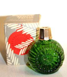 Vintage Avon Here's My Heart Cologne