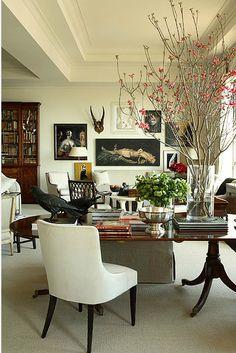 South Shore Decorating Blog: Two Designers I Admire