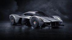 2019 Aston Martin Valkyrie, 2019 supercars, 2019 Aston Martin Valkyrie Carbon Black Edition - New Cars Aston Martin, Automobile, Sports Car Wallpaper, New Sports Cars, Sport Cars, Car Racer, Jaguar Xk, Most Expensive Car, Best Luxury Cars