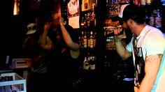 Tainos & Brazil Hot Girl bailan reggaeton en Casa Latina (Bordeaux 18-04...