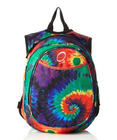 Tie-Dye All-in-One Backpack | Something special every day