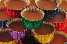 Chocolate Ice Cups.