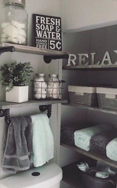 Home Interior Layout .Home Interior Layout Modern Farmhouse Bathroom, Farmhouse Wall Decor, Vintage Farmhouse, Country Farmhouse, Bathroom Wall Decor, Bathroom Styling, Boho Bathroom, Bathroom Shelves, Bathroom Vanities