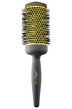 10 of the best types of hairbrushes for every type of hair: straight, curly, and everything in between. Click through to read more: