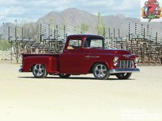 The MSD Lucky Week 7 is the last week of MSD's promotion. Be sure to turn in those rebate forms for a chance to win a trip to the 2013 SEMA Show in Las Vegas, Nevada. Hot Rod Trucks, Old Trucks, Classic Trucks Magazine, Chevy Stepside, Lucky 7, Like A Rock, Las Vegas Shows, Win A Trip, Hot Rods