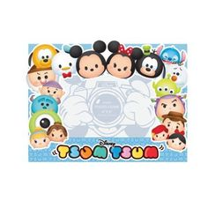 You are invited come and celebrate with us birthday Tsum Tsum Birthday Cake, Tsum Tsum Party, Disney Tsum Tsum, Queen Birthday, 7th Birthday, Happy Birthday, Disney Picture Frames, Tsumtsum, Fiesta Party