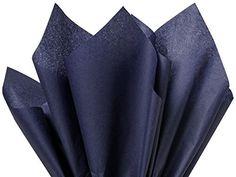 "1 X Navy Blue Tissue Paper 20"" X 30"" - 48 Sheet Pack Prem... https://www.amazon.com/dp/B00F9UB2HQ/ref=cm_sw_r_pi_dp_x_4Xb5ybY0NHPTS"