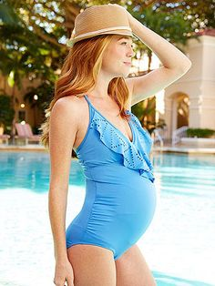 e0ae056b81313 Finding bumpalicious swimwear can be challenging, but in our picks for  summer preggos, you
