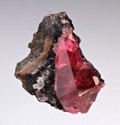 Rhodochrosite from Peru by Dan Weinrich