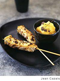 portuguese swordfish kabobs portuguese swordfish kabobs recipe leite s ...