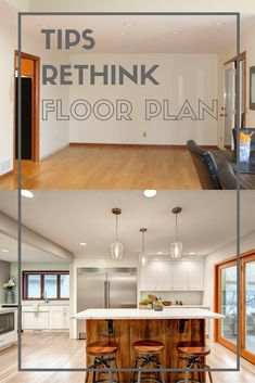Ways on how to redesign your kitchen floor plan | construction2style