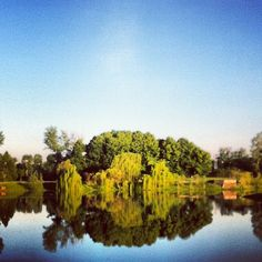 Parco Forlanini nel Milano, Lombardia