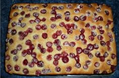 See related links to what you are looking for. Cherry Cake, Salty Snacks, Hungarian Recipes, Sweet And Salty, Sweet Desserts, Winter Food, Good Food, Food And Drink, Cooking Recipes