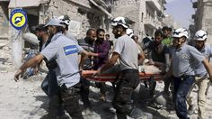 UN Decries Syrian Civilian Casualties in Airstrikes #World #iNewsPhoto
