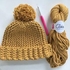 Wil je ook zo'n stoere Chunky muts en sjaal breien. ByClaire Chunky Cotton is een dikke katoenen draad met een matte uitstraling en kriebelt niet. Lees meer