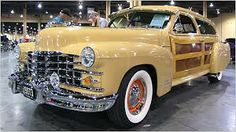 Among Celebrity Cars, a Custom Cadillac Stands Out