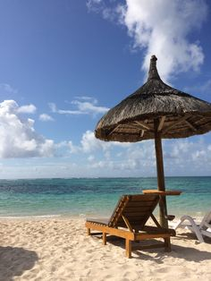 The beach at the Friday Attitude Hotel, Trou d'eau Douce